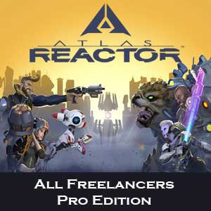 Atlas Reactor All Freelancers Pro Edition Digital Download Price Comparison