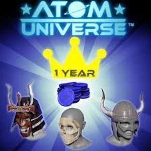 Atom Universe Total Bundle
