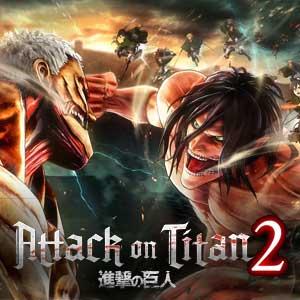 Attack on Titan 2 Nintendo Switch Cheap Price Comparison