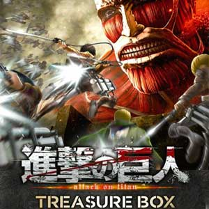 Attack on Titan Treasure Box Ps4 Code Price Comparison