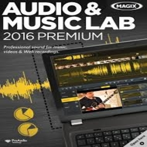 Audio & Music Lab 2016 Premium