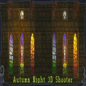 Autumn Night 3D Shooter