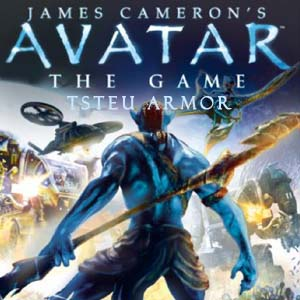 Avatar The Game Tsteu Armor Xbox 360 Code Price Comparison