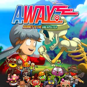 AWAY Journey to the Unexpected Nintendo Switch Digital & Box Price Comparison