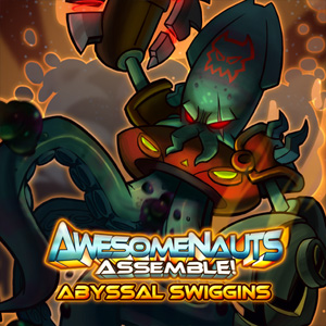 Awesomenauts Abyssal Swiggins Digital Download Price Comparison