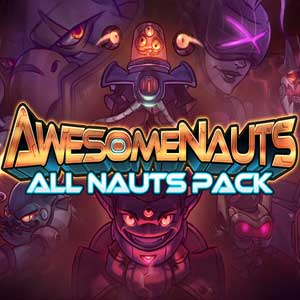 Awesomenauts All Nauts Pack Digital Download Price Comparison