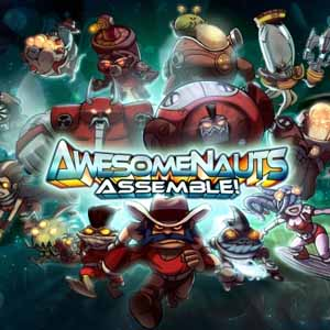 AwesomeNauts Assemble Ps4 Code Price Comparison