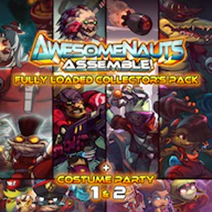 Awesomenauts Assemble Fully Loaded Collector's Pack