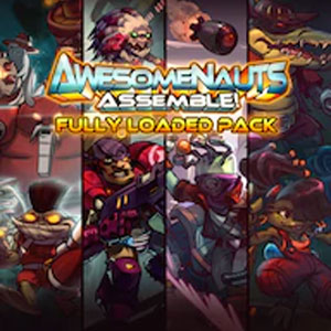 Awesomenauts Assemble Fully Loaded Pack