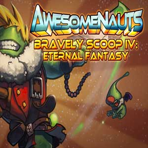 Awesomenauts Bravely Scoop 4 Eternal Fantasy Skin Digital Download Price Comparison