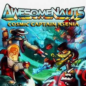 Awesomenauts Cosmic Captain Ksenia Skin Digital Download Price Comparison