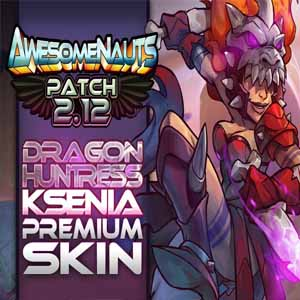 Awesomenauts Dragon Huntress Ksenia Skin Digital Download Price Comparison