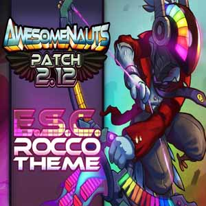 Awesomenauts Electronic Supersonic Cybertronic Rocco Skin Digital Download Price Comparison