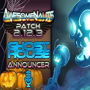 Awesomenauts Ghosthouse Announcer Digital Download Price Comparison