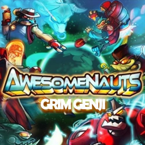Awesomenauts Grim Genji Digital Download Price Comparison