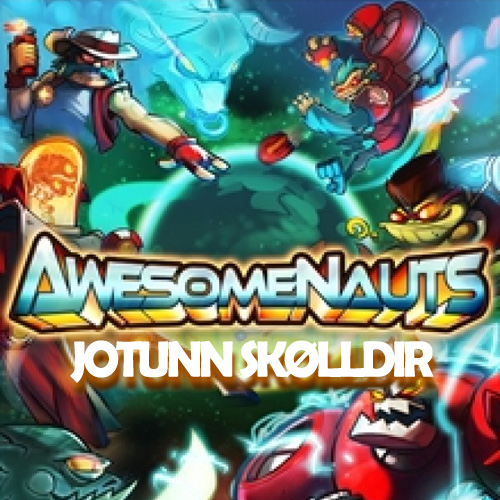 Awesomenauts Jotunn Skølldir Digital Download Price Comparison