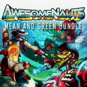 Awesomenauts Mean and Green Bundle Digital Download Price Comparison