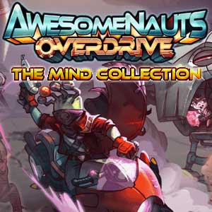 Awesomenauts Mind Collection Announcer
