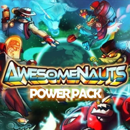 Awesomenauts Power Pack Digital Download Price Comparison