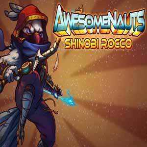 Awesomenauts Shinobi Rocco Skin Digital Download Price Comparison