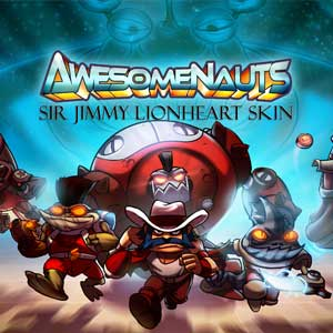 Awesomenauts Sir Jimmy Lionheart Skin Digital Download Price Comparison