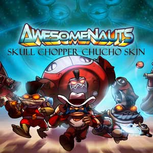 Awesomenauts Skull Chopper Chucho Skin Digital Download Price Comparison