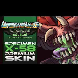 Awesomenauts Specimen X-58 Skin Digital Download Price Comparison