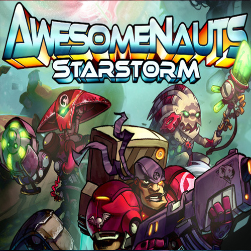 Awesomenauts Starstorm Digital Download Price Comparison