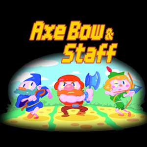 Axe, Bow and Staff Digital Download Price Comparison