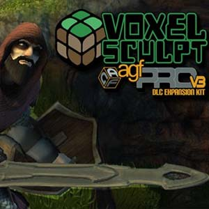 Axis Game Factorys AGFPRO Voxel Sculpt