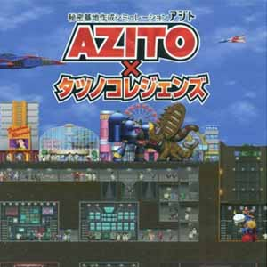 Azito X Tatsunoko Legends Xbox one Code Price Comparison