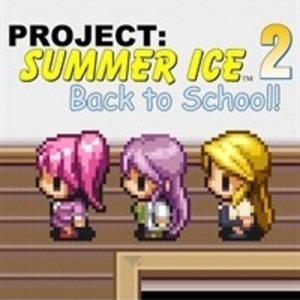 Back to School Project Summer Ice 2