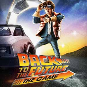 Back to the Future The Game Ps4 Code Price Comparison