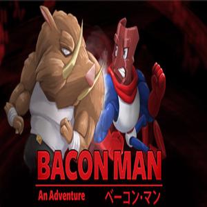 Bacon Man An Adventure Nintendo Switch Price Comparison