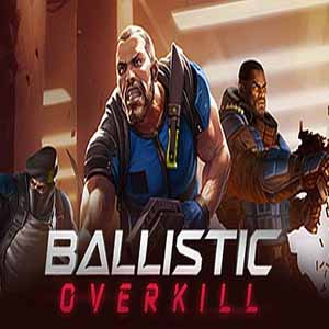 Ballistic Overkill Digital Download Price Comparison