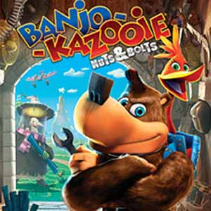 Banjo Kazooie Nuts and Bolts XBox 360 Code Price Comparison