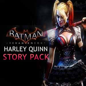 Batman Arkham Knight Harley Quinn Story Pack Digital Download Price Comparison