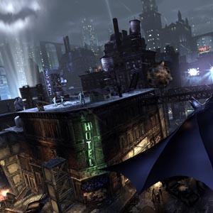 Batman Arkham Knight City