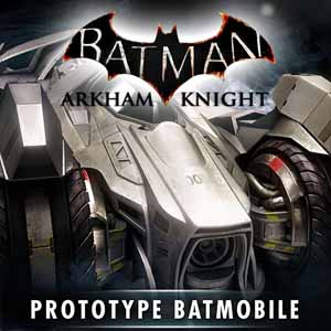 Batman Arkham Knight Waynetech Prototype Batmobile Ps4 Code Price Comparison