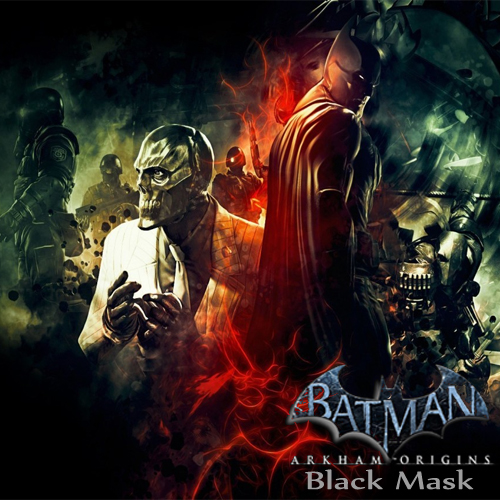 Buy Batman Arkham Origins Black Mask Digital Download Price Comparison