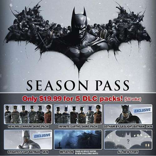 Batman Arkham Origins Xbox 360 Code Price Comparison