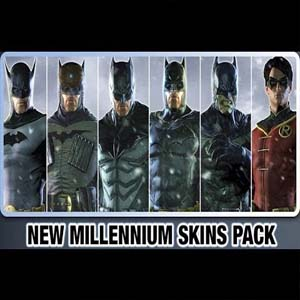 Batman Arkham Origins New Millennium Skins Pack Digital Download Price Comparison