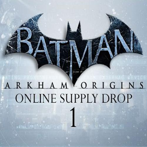 Batman Arkham Origins Online Supply Drop 1
