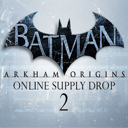 Batman Arkham Origins Online Supply Drop 2 Digital Download Price Comparison