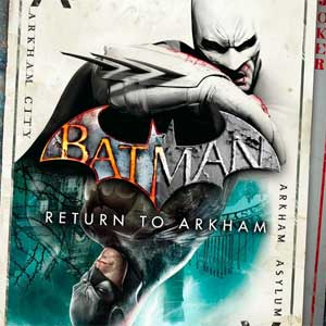 Batman Return to Arkham Ps4 Code Price Comparison