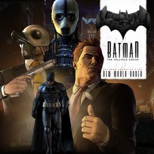 Batman The Telltale Series Episode 3 New World Order Xbox One Digital & Box Price Comparison