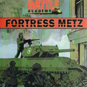 Battle Academy Fortress Metz