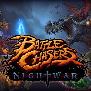 Battle Chasers Nightwar PS4 Code Price Comparison