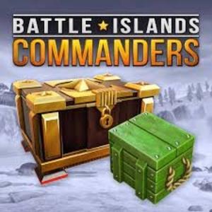 Battle Island Commanders Mediterranean Bundle