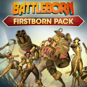 Battleborn Firstborn Pack Digital Download Price Comparison
